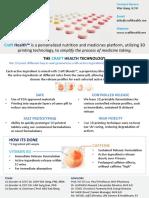Craft Health Factsheet ver1.4