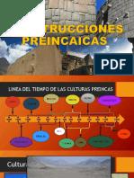 Diapositiva de Construcciones Preincaicas Oficial