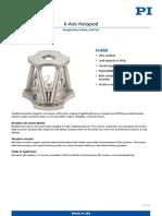 PI (Physik Instrumente) Singapore H-840-Datasheet.pdf