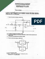 Examen parcial de Ingeniería de Control