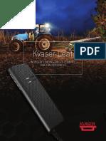 Kvaser - Brochure