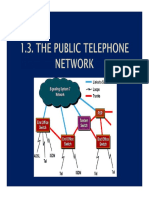 Telephone Network and System Part 2