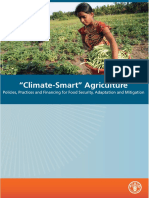 """Climate-Smart"" Agriculture"