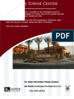 Las Vegas Retail Space For Lease - NEW RATES