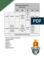 Plano de Estudos - Pmce