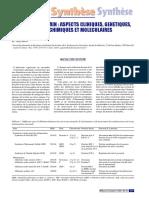 331-341 L'Albanisme humain aspects cliniques, génétiques, cellulaires, biochimiques et moléculaires (Aquaron).pdf
