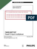 74HC157.PDF