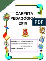 CARATULAS 2019