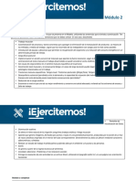 API 2 Ergonomia