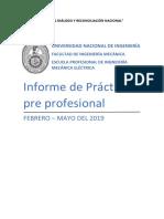 Informe de Practicas-pre. Puma 8 (Autoguardado)
