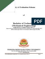 B.Tech-ME-16-17