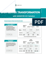 Data Center Transformation With Sangfor HCI 1