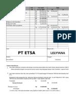Jawaban PT ETSA Modul 3