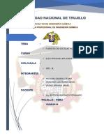 INFORME DE LABORATORIO N°01 - ELECTRICIDAD APLICADA