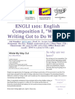 AU19 English 1101
