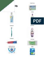 Hygiene Kit Items