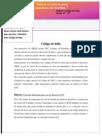 Codigo de Falla P0114