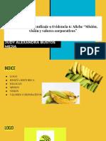 """Actividad de Aprendizaje 9 Evidencia 6_ Afiche """"Misión, Visión y Valores Corporativos"""" (1)"""