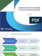 Liberacion y Pre Calculo Materiales CK40N