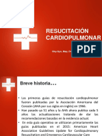 Resucitacion Cardio Pulmonar RCP