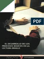 Desarrollo Basico Procesos Lectura Braille