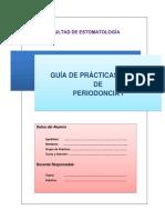 guia de practica de periodoncia