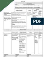 Matriz Para Planificacion Curricular 2019