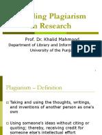 8 Avoiding Plagiarism Khalid