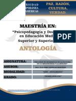 Antología Procesos de Desarrollo de La Cultura en La Adolescencia y La Adultez (2) (2)