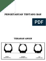 Pengetahuan Tentang Ban Training 4