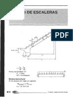 Diseño de Escaleras - Concreto Armado 2