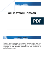 Glue Stencil Design r. 00 (Presentation)