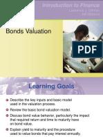 Bonds Valuation