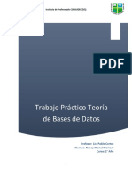 Parcial Bases Datos