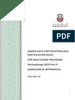 Jdc Methodology 2019-Part 2