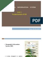 GIS Introduction
