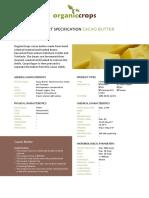 OC Prod Cacao-Butter 06 En