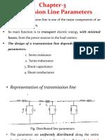 transmission line parameter