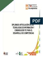 Presentación Gestión Pedagógica e Incorporación de TIC