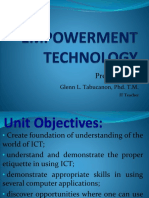 lesson1-empowermenttechnology