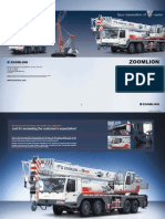 Zoomlion Truck Cranes Spec 56b391