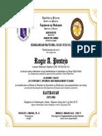 GRADE 12 Diploma