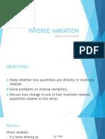 direct variation(demo)