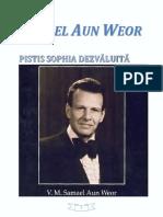 Samael Aun Weor - Pistis Sophia Dezvaluita