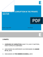 3. Corruption in Mncs