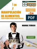 Manual - Curso de Manipulador de Alimentos