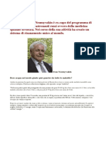 Risanamento Con Acqua - Prof Neumyvakin Ivan