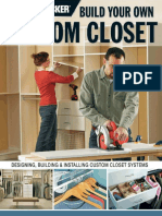 DIY TO BUILD CLOSET