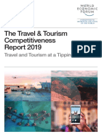 The Travel & Tourism Competitiveness Report 2019
