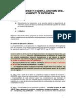 Directiva_ Ausentismo